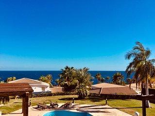 Sharm and Charm . . . .