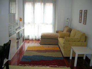 Acogedor apartamento frente a la playa San Lorenzo