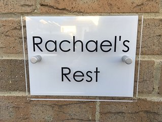 Rachael's Rest, cosy comfortable home from home, a warm welcome awaits you.