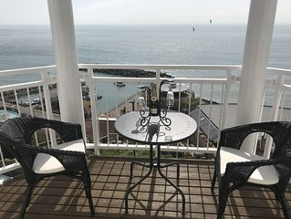 Ventnor Apartment with Stunning sea views
