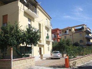 Ferienwohnung Lamezia Terme fur 4 Personen mit 2 Schlafzimmern - Ferienwohnung
