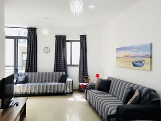 Seaside Apartment, 100 mtrs away from seafront, feel at home ❤️