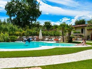 VILLA MARIO  Lago di Garda Salo Italia --Luxury, Privacy, Relax--