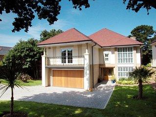 BOURNECOAST: LUXURIOUS FAMILY HOME, Sandbanks - Brudennel Avenue - HB3360