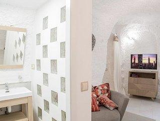 Cueva Suite para 2 personas en Bardenas Reales