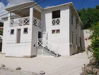 SeaFern is a spacious house with 4 air-condition Bedrooms, 3 baths & Sea View