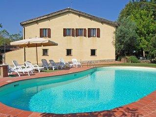 Villa in Siena, Tuscany, Chianti, Italy