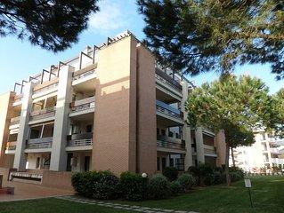Appartamento in residence Santa Costanza, 350m dal mare, 3 piano