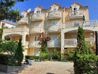 Villa Miranda Bol Brac, Wohnung A4 fur 4 Pers