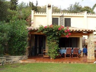 COSTA REI- 'Villa Pino', Villetta per 6 persone, a 200 m dalla spiaggia