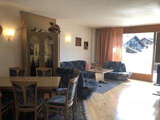 Casa Nani: Ampio e luminoso appartamento nel centro di Bormio