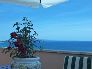 Boutique Apartment VELA MEIGA - Breathtaking Sea View in Enchanting Sinis