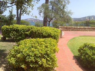 Appartamento 4 posti in villa sul mare a La Conia - Cannigione