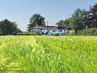Delightful cottage at the heart of the Norfolk Broads, sleeps 4, dog friendly