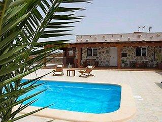 Villa in Lajares, Fuerteventura, Spain