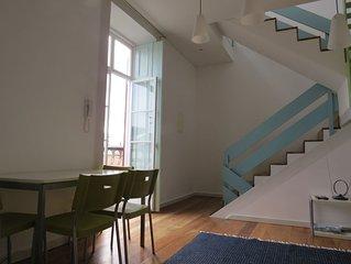 Casa do Lado é uma casa antiga mas renovada.