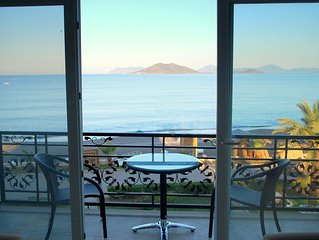 Uninterrupted Panoramic Views Over the Aegean Sea