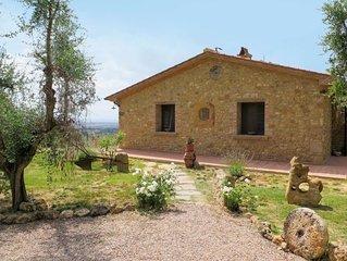 Ferienhaus Campo al Mare (CMT300) in Casale Marittimo - 6 Personen, 2 Schlafzimm