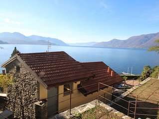 Wonderful private villa for 5 guests with A/C, WIFI, TV and balcony