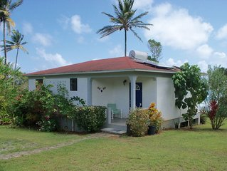 Sea Cliff Cottages #5. A fully equipped holiday home with a great sea view.