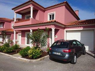 Villa Pardo, Beautiful views and only 5 mins to Sao Martinho do Porto Beach