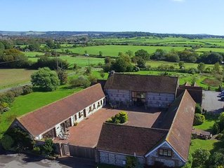 Stunning Barn conversion, with indoor pool, sauna, in 2 acres.