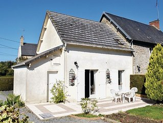 1 Zimmer Unterkunft in Hocquigny