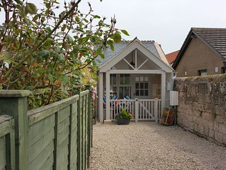Button Cottage - Beadnell - A Luxury Bijoux Hideaway by the Seaside