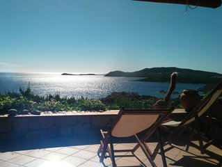 Ferienhaus Villa Punta Molara, mare e relax.  in San Teodoro, Sardinien - 8 Pers