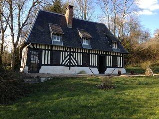Chez Caroline - A quirky countryside cottage.