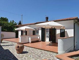 Modernes Apartment mit Terrasse – Denise 5