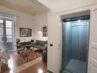 CASA DEGLI ALLORI   appartamento di lusso in centro storico