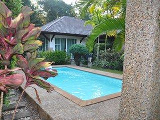 Cosy villa cottage a 100 m de la mer d'Andaman
