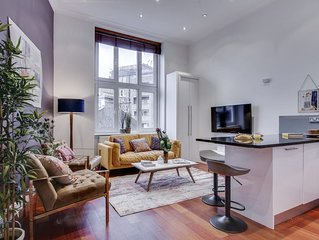 Lexham Gardens III - Two Bedroom Apartment, Sleeps 4