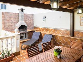 AMAZING DUPLEX 3 bedrooms terrace & barbecue PERFECTO PARA GRUPOS Y FAMILIAS