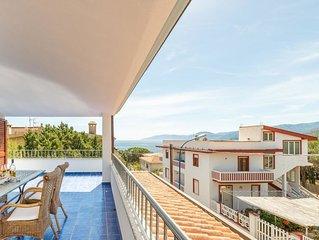 Ferienwohnung ATTICO MARE  in Cala Gonone, Sardinien - 6 Personen, 2 Schlafzimme
