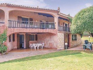 2 Zimmer Unterkunft in Baja Sardinia OT