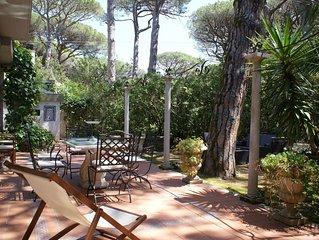 ♥LA CASA NELLA PINETA | Villetta  con giardino + BBQ a due minuti dal mare♥
