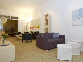 Pappelallee apartment in Prenzlauer Berg with WiFi & balcony.