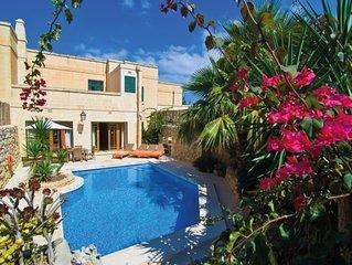 Ta Menzja - Luxurioses Ferienhaus mit Pool und Klimaanlage fur max. 6 Personen