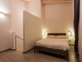 Hell und modern – Apartment Bilocale Ninfea