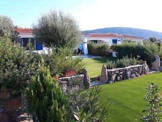 Villa Enzo with Sea View