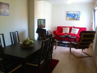 Moderno y confortable piso, muy equipado y con excelente ubicacion
