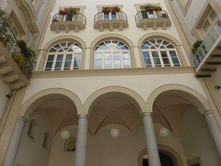 Appartamento in Palazzo del Principe di Lampedusa