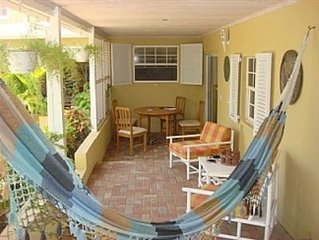 Lovely Cottage With Pool In Quiet Area Near Beach And Restaurants