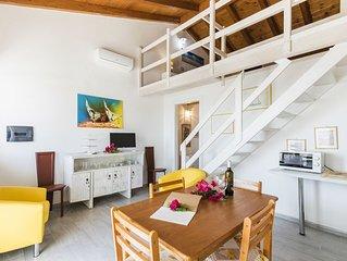 Ginestra, accogliente appartamento vicino al mare