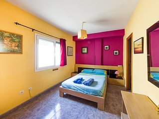 Lorenzo's Bed and Surf apartment, centre Corralejo