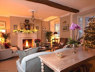 Singer House in the Heart of Chipping Campden, Cotswolds