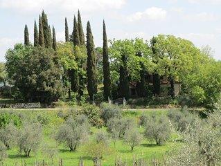 Gemütliches Ferienhaus im Herzen der Toskana mit Garten und kostenlosem WLAN
