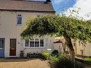 In the heart of the popular seaside village of West Runton, close to all the sho